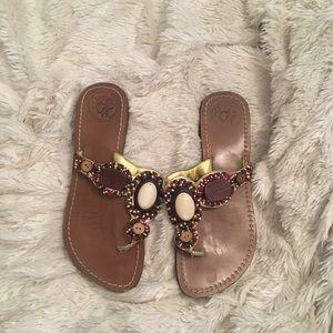 BCBG Bistro Sandals